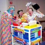 UTMB Care Clowns